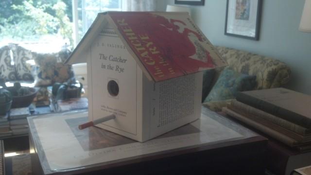 Catcher in the Rye Birdhouse